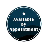 Available by Appointment
